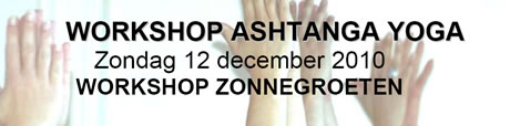 workshop zonnegroeten ashtanga yoga